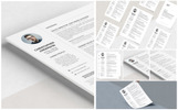 Synnove Resume Template