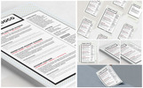 Zonje Resume Template