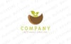 Healthy Dumpling Meal Logo Template Big Screenshot