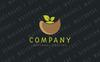 Healthy Dumpling Meal Logo Template Big Screenshot
