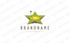 Golf Star Logo Template Big Screenshot
