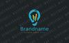 Smart Strategy Bulb Logo Template Big Screenshot