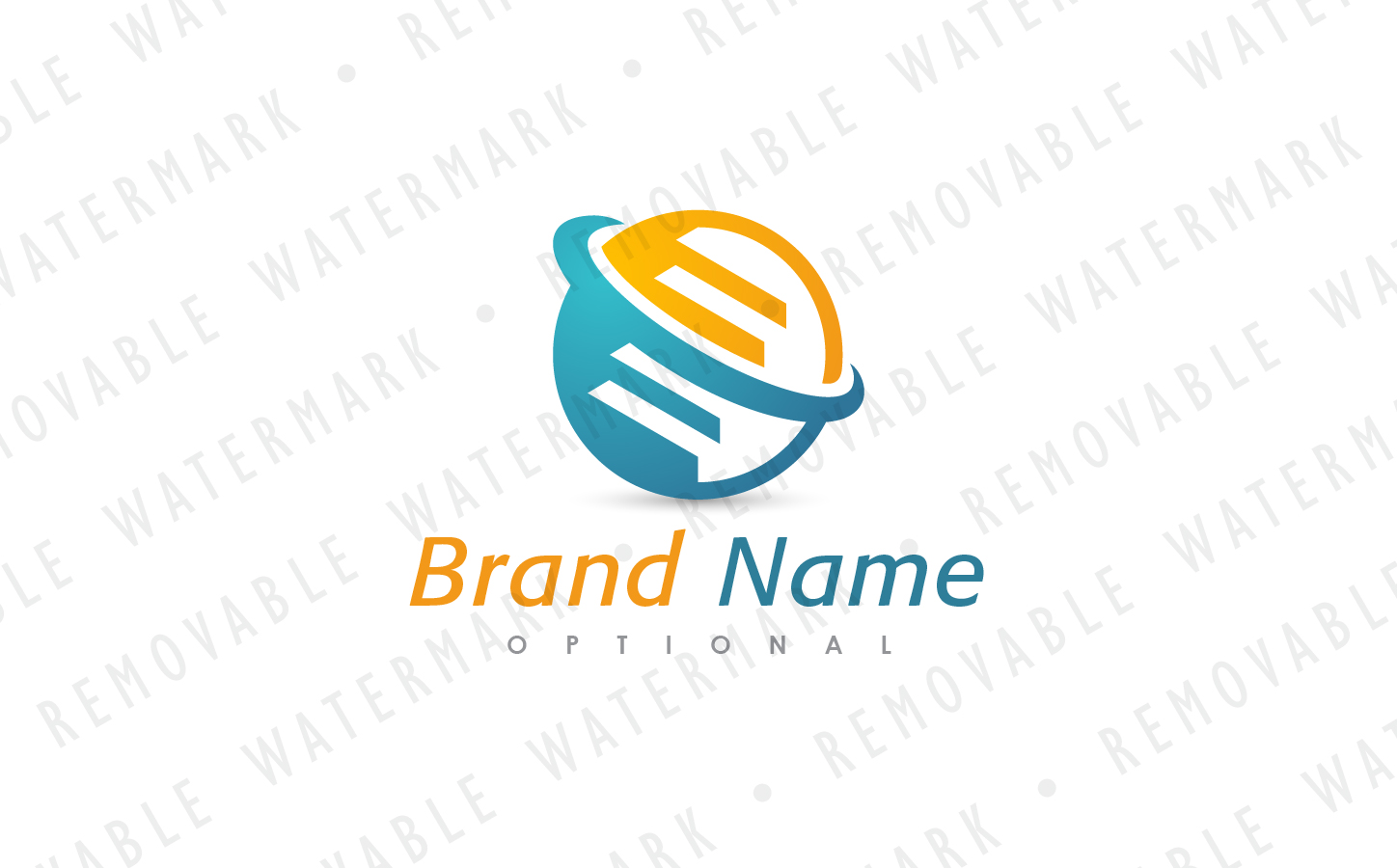 stairs to success logo template 67947