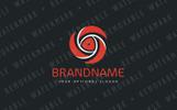 Abstract Camera Shutter - Logo Template