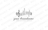 Heartbeat Music Logo Template