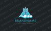 Trident of Titans Logo Template Big Screenshot