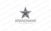 Bull Star Logo Template Big Screenshot