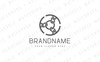 Chain Circle Logo Template Big Screenshot
