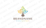 Tree of Souls Logo Template