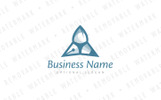 Triangle of Creation Logo Template