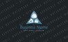 Triangle of Creation Logo Template Big Screenshot