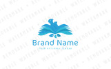 Nest of Learning Logo Template