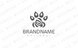 Inner Eye of the Beast Logo Template
