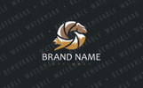 Wildlife Photography Logo Template