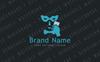 Hidden Face Logo Template Big Screenshot