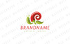 Chili Pepper Snail Logo Template Big Screenshot