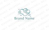 Sheep Cloud Logo Template
