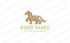 Spirited Stallion Logo Template Big Screenshot