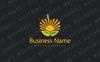 Apple Sunrise Logo Template Big Screenshot