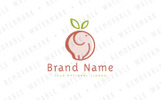 Elephant Fruit Logo Template