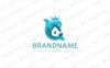 Dolphin Realty Logo Template Big Screenshot