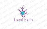 Neural Protection Logo Template