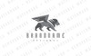 Winged Lion Logo Template Big Screenshot
