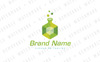 Cubic Flask Logo Template Big Screenshot