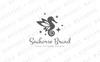 Seahorse Pixie Logo Template Big Screenshot