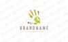 Farming Handprint Logo Template Big Screenshot