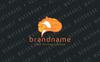 Fox Brain Logo Template Big Screenshot