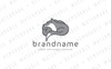 Fox Brain Logo Template Big Screenshot