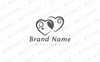 Shared Hearts Logo Template Big Screenshot