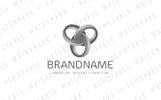 Nexus Knot Logo Template