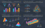 Elementos Infográficos de Tabela de Preços Volume 1