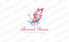 Magical Fairy Logo Template Big Screenshot