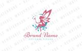 Szablon Logo Magical Fairy #76581