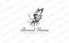 Szablon Logo Magical Fairy #76581 Duży zrzut ekranu