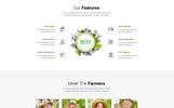 Foodshape Vegetable Delivery Service Company PSD-mall