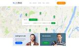 Plantilla PSD para Sitio de Portal de Empleo