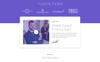 Rexhost Hosting PSD Template Big Screenshot