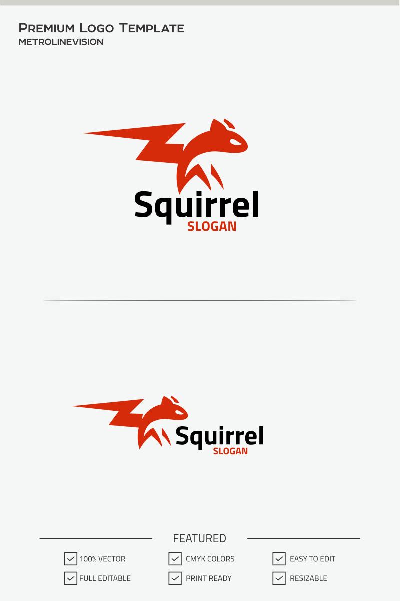 Squirrel Logo Template #69831