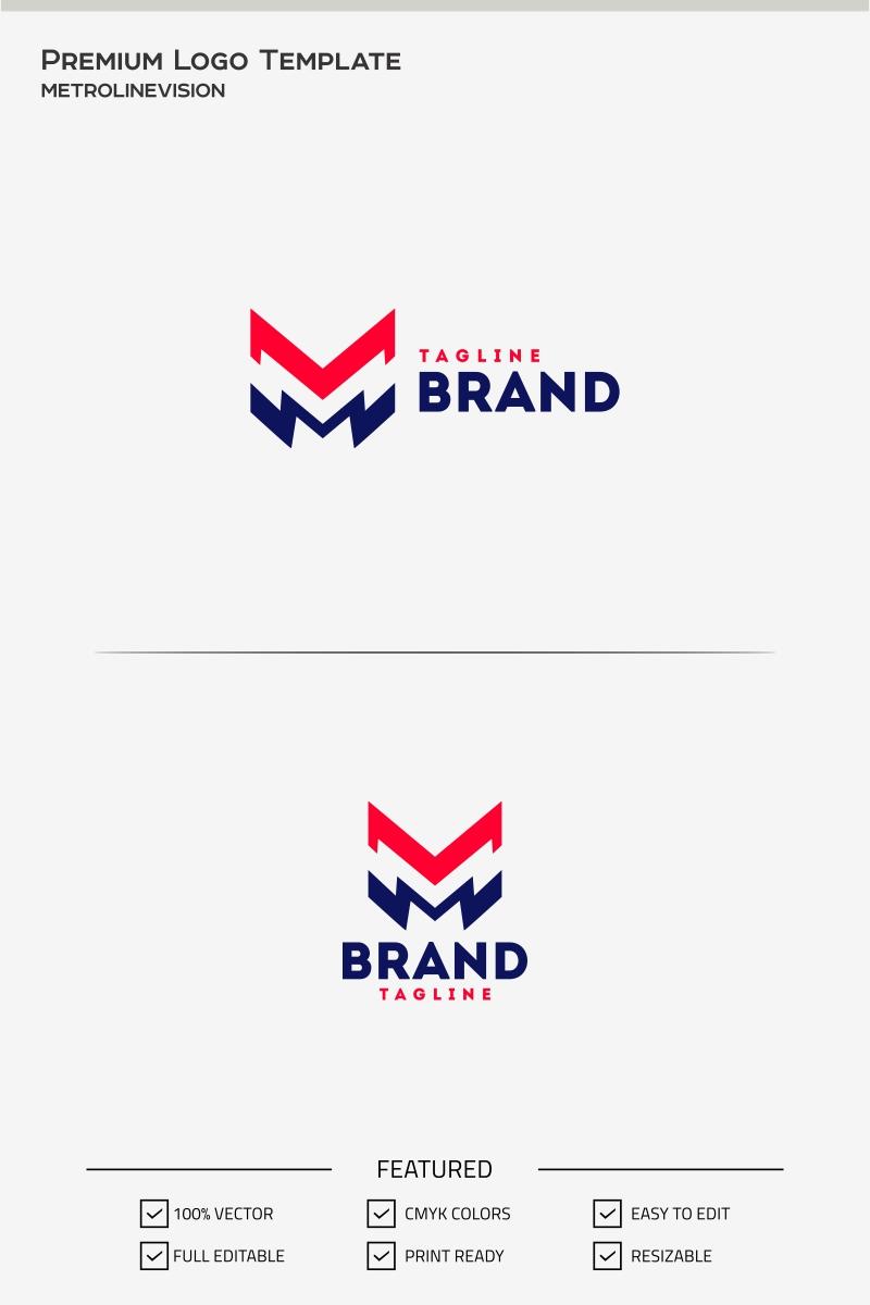 Letter M Logo Template 70016