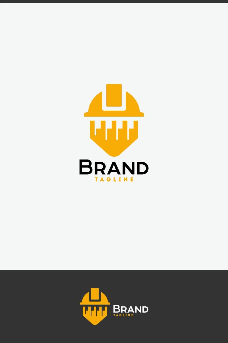construction logo template  70465