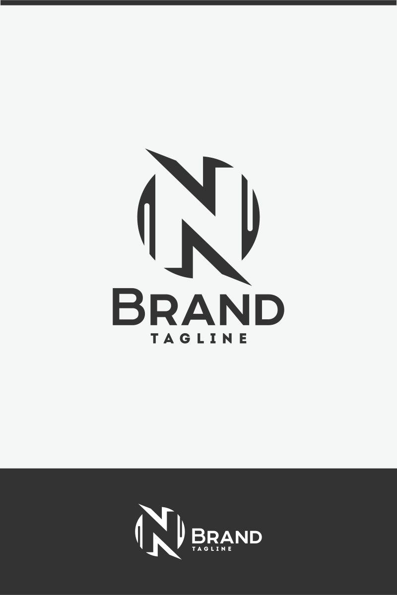 Letter n logo template 70698 maxwellsz