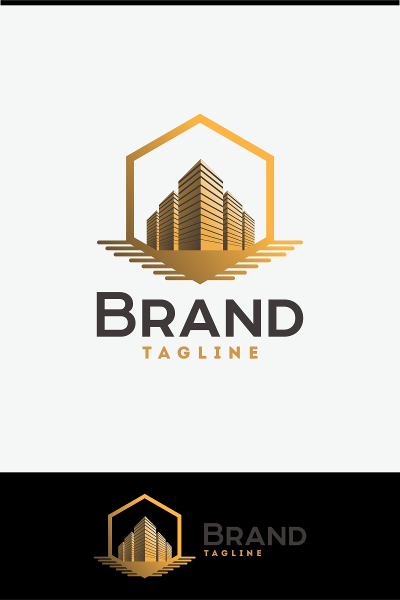 real estate logo template 70702