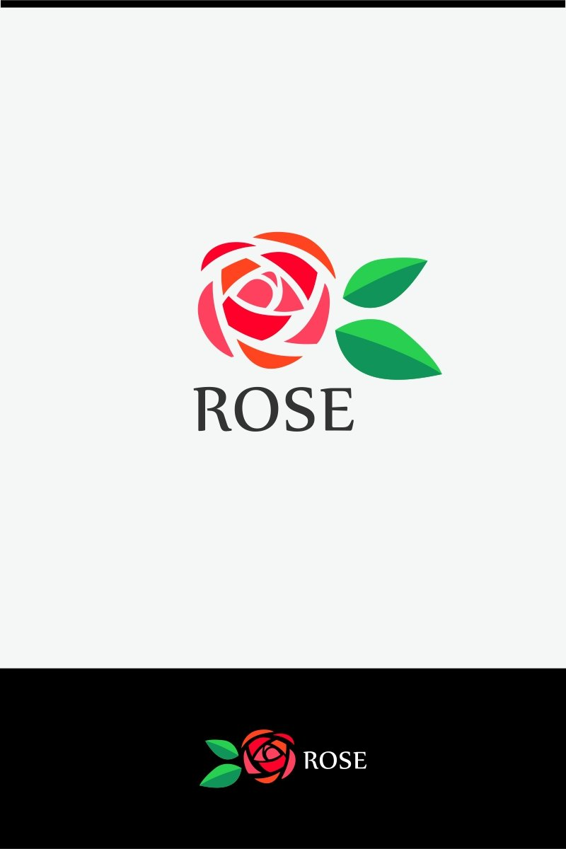 Rose Logo Template 70703
