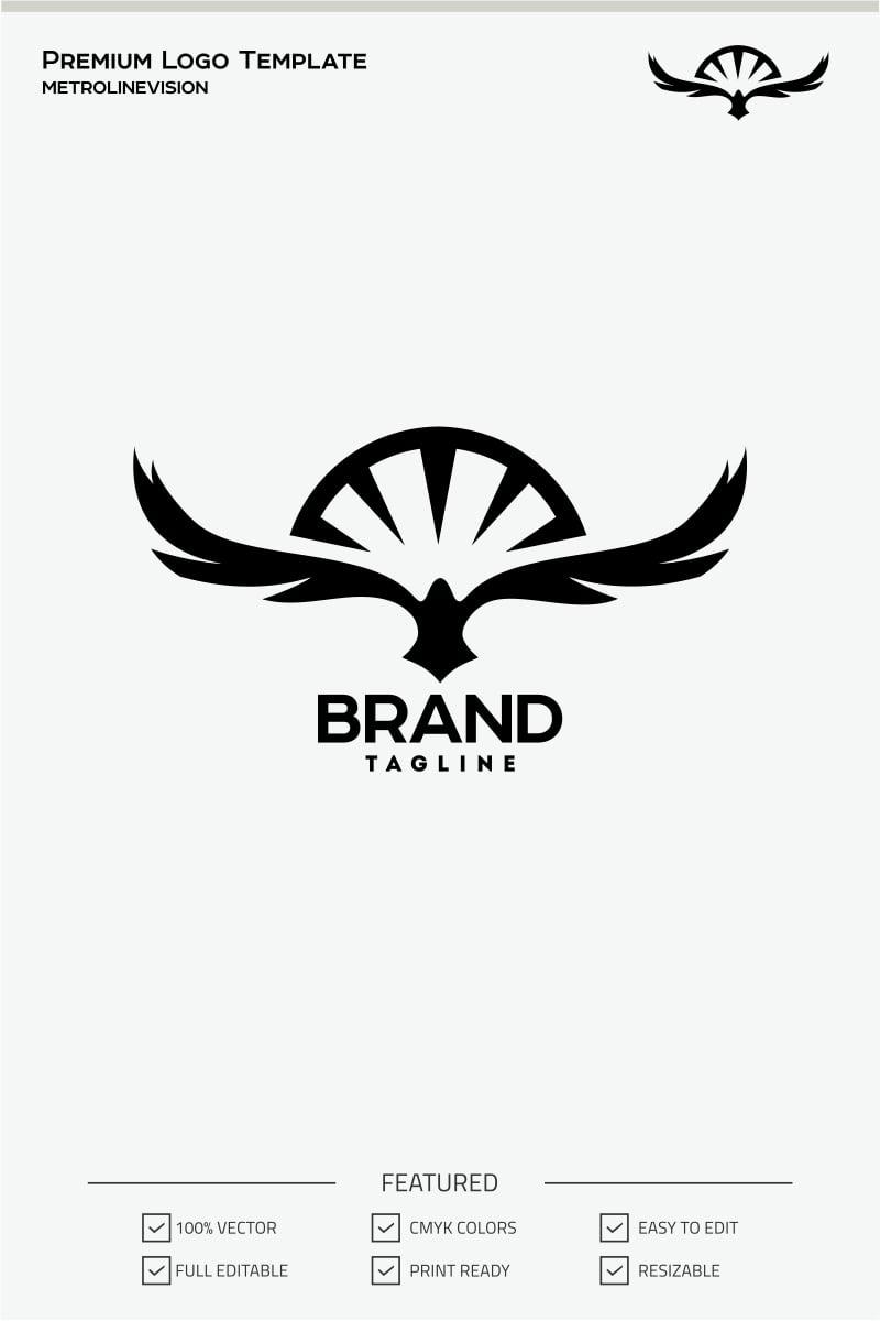 eagle logo template 70870