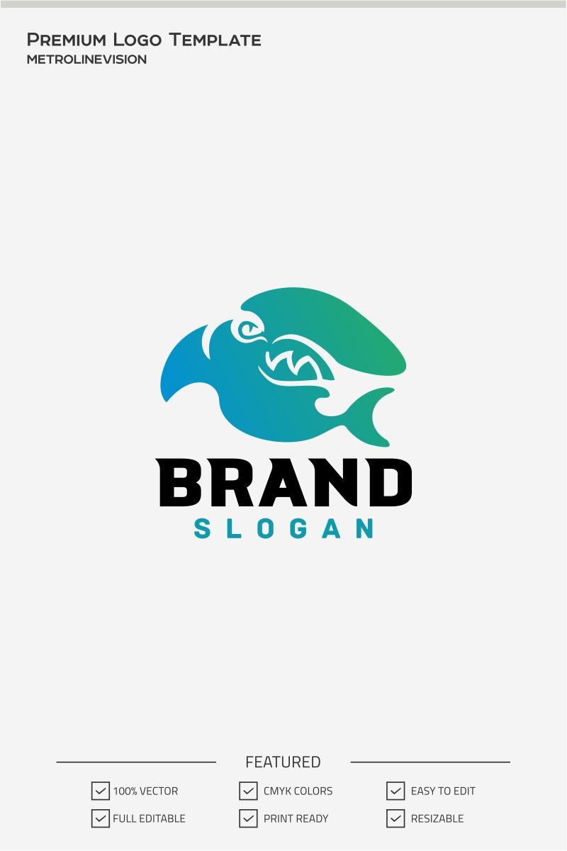 Shark Logo Template #71366