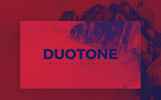 Premium Duotone Keynote Template